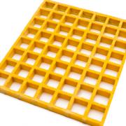 Roosterplatform geel