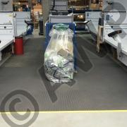 Ergonomische mat automotive