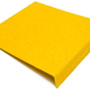Gele trapbescherming