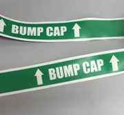 Bump car tape