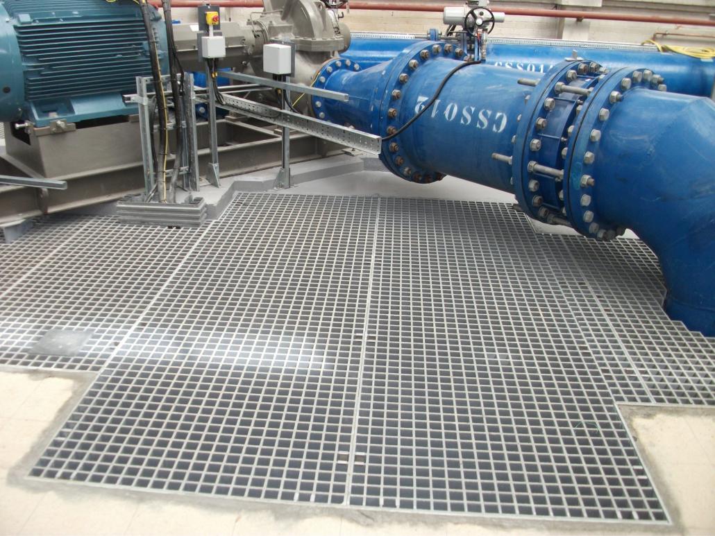 Roosterplatform waterindustrie