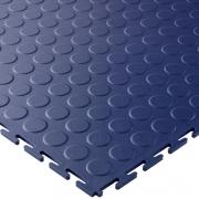 Blauw raised disk 7 mm