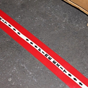 Fire-exit tape