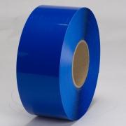 Extreme blauw