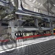 Led-matten auto-industrie