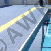kliktegel zwembad